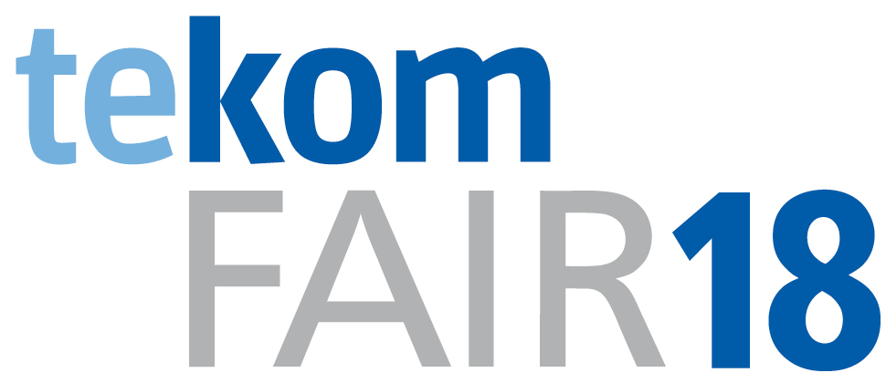 Tekom Show Stuttgart November 13th to 15th, 2018. The most important global event in the production and broadcasting of technical documentation